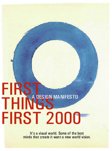 First Thing First 2000
